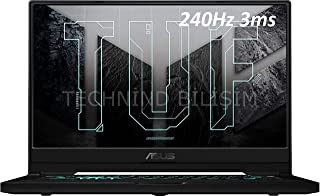 2021 Latest ASUS TUF 11th Gen Gaming Laptop Core I7 11370H Upto 4.8GHz 16GB 1TB SSD 15.6 inches FHD 240Hz Display NVIDIA R...
