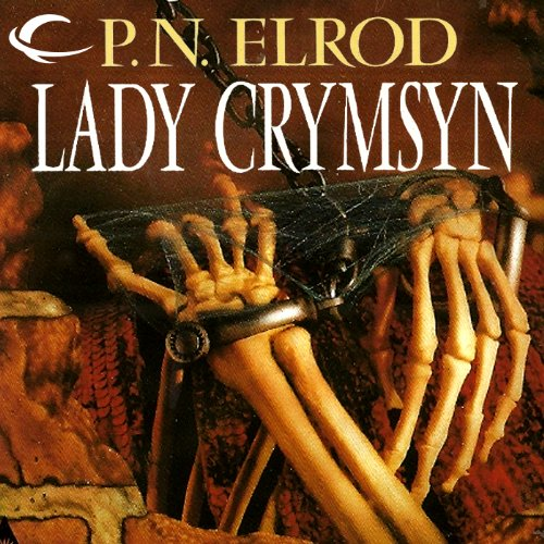Lady Crymsyn audiobook cover art