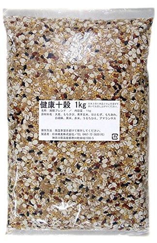 日本精麦『健康十穀』