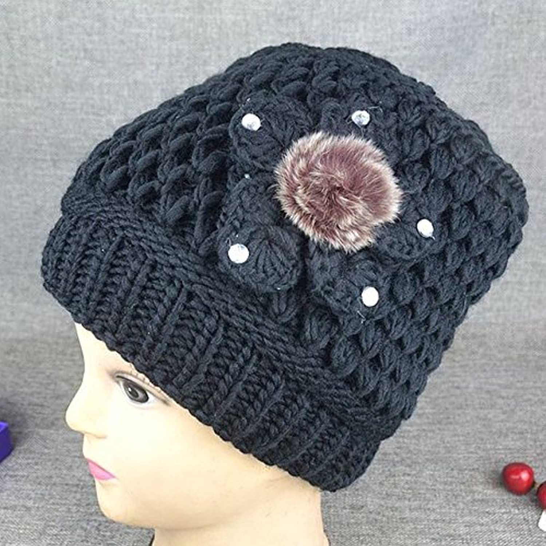 Wuyulunbi@ Knitted Cap Ear Cap