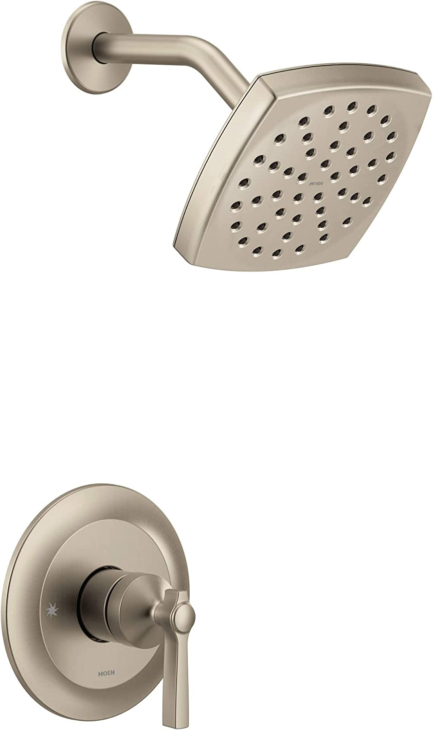Moen UTS3912BN Flara M-CORE 3-Series Special price V Super beauty product restock quality top Kit 1-Handle Shower Trim