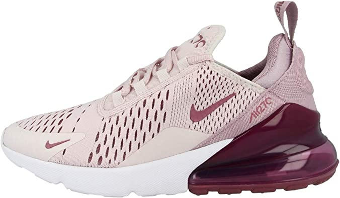 Amazon.com | Nike Womens Air max 270 Casual Running Shoes Barely ...