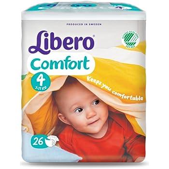 Libero Comfort Pann 4 26Pz 6319