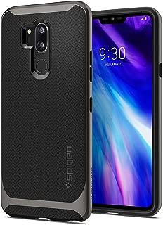 Spigen Neo Hybrid Designed for LG G7 Case/LG G7 ThinQ Case (2018) - Gunmetal