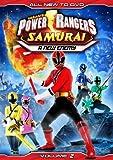 Power Rangers Samurai: A New Enemy 2 [Reino Unido] [DVD]
