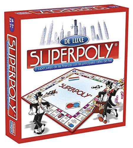 Falomir Superpoly de Luxe. Juego de Mesa, Clásicos, color (646384)