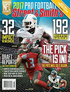 Best street and smith's pro football 2017 Reviews