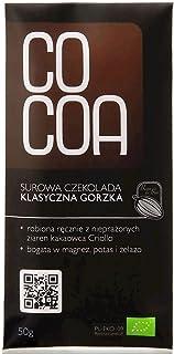 COCOA オーガニックビター・ローチョコレート 50g