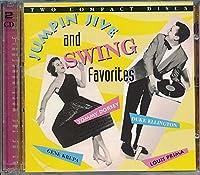 Jumpin Jive And Swing Favorites - Various 2CD