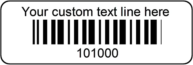 serial number sticker printing