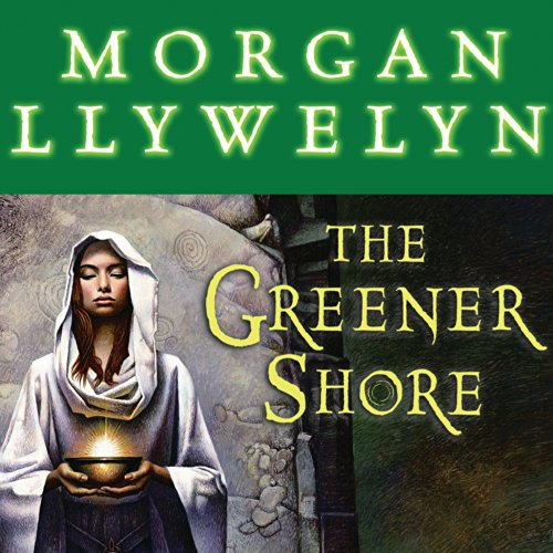 The Greener Shore audiobook cover art