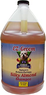 EZ Groom Silky Almond Dog Shampoo Gallon - Concentrated