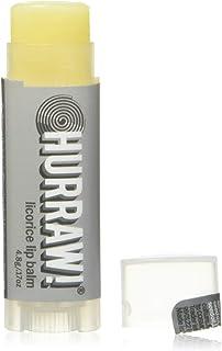Hurraw Licorice Lip Balm 4.3g, 4.3 grams