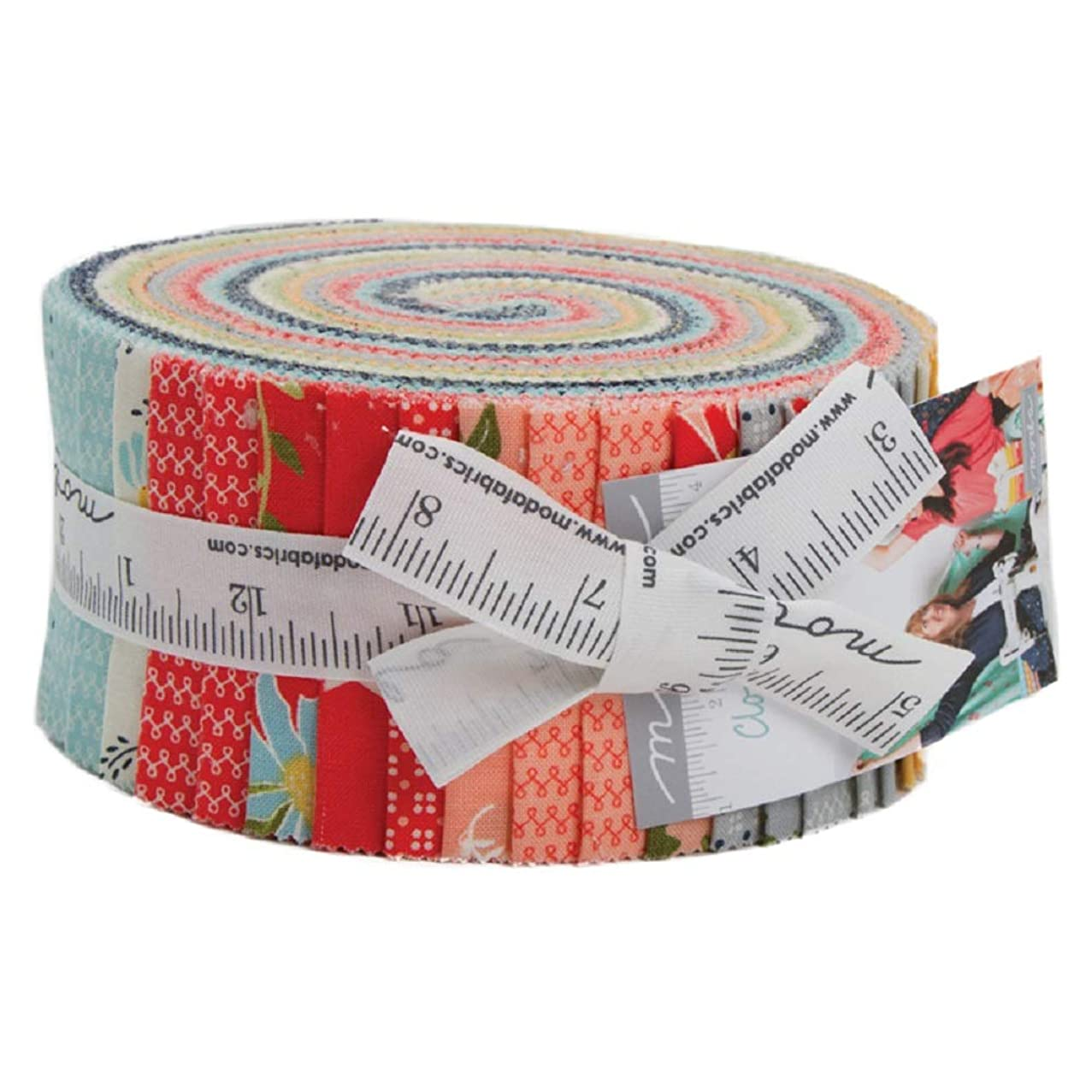 Clover Hollow Jelly Roll, 40 2.5