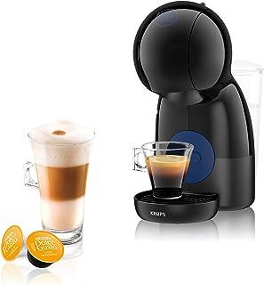 Krups Nescafé Dolce Gusto Piccolo XS, Machine à café Ultra compact, Cafetière à dosette, Multi-boissons, Intuitive, Pressi...