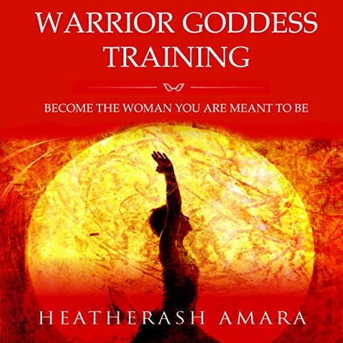 Warrior Goddess Training audiobook cover art