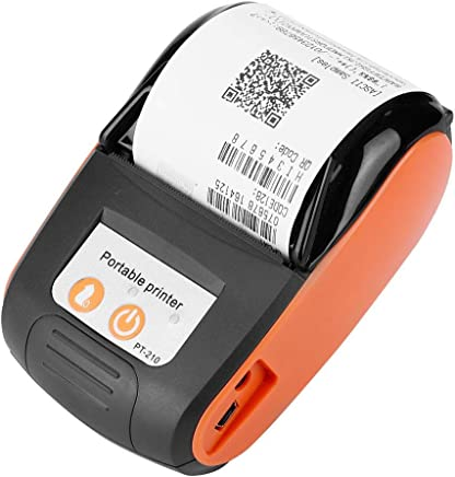 Portable Mobile 58mm Bluetooth Thermal Printer MUNBYN High