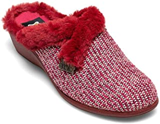 Slippers - Cuneo Bordeaux
