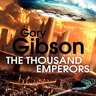 The Thousand Emperors audiobook cover art