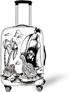 britto palm luggage
