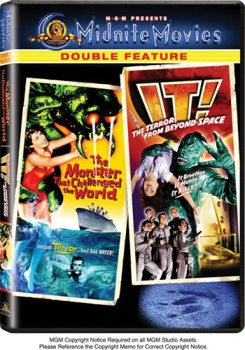 The Monster That Challenged the World / It! The Terror from Beyond Space (Midnite Movies Double Feature)