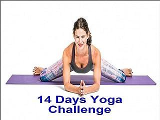 14 Days Yoga Challenge