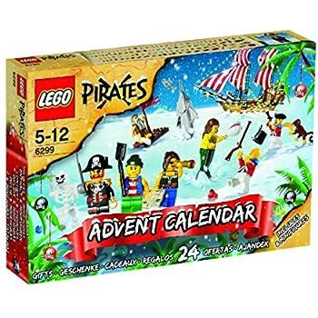 レゴ (LEGO) パイレーツ アドベントカレンダー 6299
