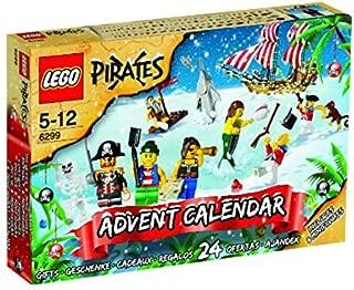 LEGO Pirates Advent Calendar Set 6299 2009