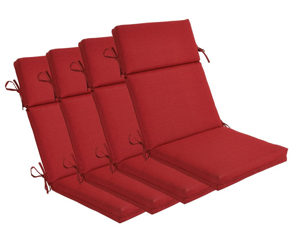 replacement cushions for outdoor furniture amazon com rh amazon com replacement patio furniture cushions canada replacement patio chair cushions sale