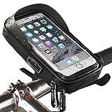 Support Vélo Téléphone Etanche, Support Smartphone Universel Sacoche Vélo pour...