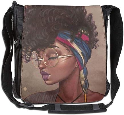 SARA NELL Messenger Bag,sea Creatures,Unisex Shoulder Backpack Cross-body Sling Bag