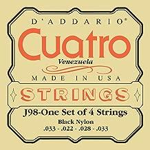 D'Addario J98 Cuatro-Venezuela Set
