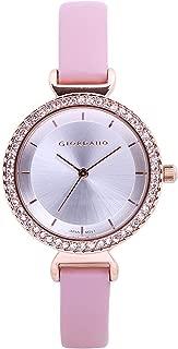 (Renewed) Giordano Analog Silver Dial Women's Watch-A2081-05