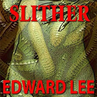 Slither audiobook cover art