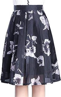 835f0e099 Amazon.es: flores rojas - Faldas / Mujer: Ropa
