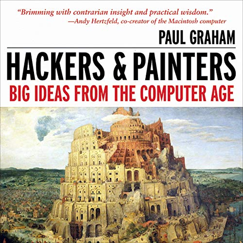 Hackers & Painters cover art