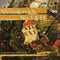 Complete Symphonies 10 / Symphonies No. 3 & 15
