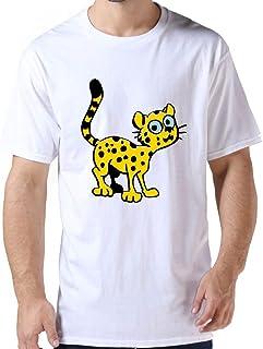 ZYXcustom Custom Baby Leopard DIY T-Shirt Gift