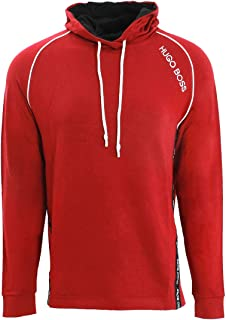 Hooded Sweatshirt in French Terry with Logo 50414690 609