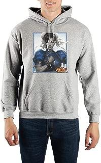 Street Fighter Chun-Li Pullover Hoodie Sweatshirt