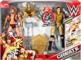 WWE Create A Superstar, John Cena v Triple H Expansion Pack by Mattel