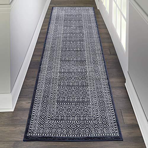 Marca de Amazon - Movian Struma, alfombra rectangular, 228,6 de largo