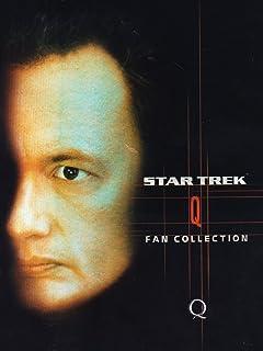 star trek. q. fan collection (4 dvd) [Italia]