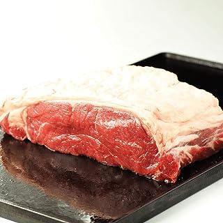 ミートガイ グラスフェッドビーフ サーロインブロック肉 ステーキ ローストビーフ 塊肉 クリスマス Grass-fed Beef Sirloin Block (1000g)