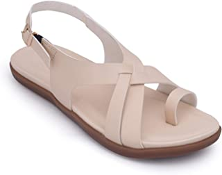 Footstreet Latest Collection,Comfortable Flat Sandal for Women's & Girl's