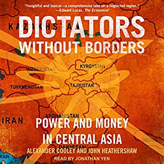 Dictators Without Borders cover art