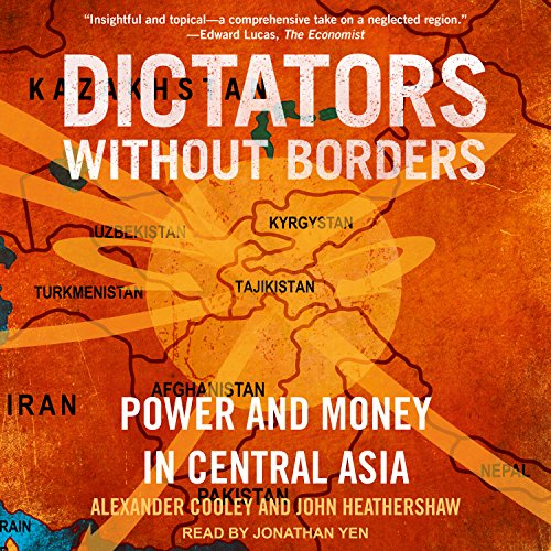 Dictators Without Borders audiobook cover art