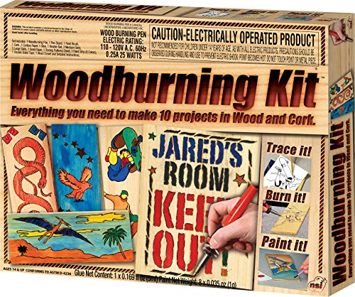 NSI Wood Burning Kit