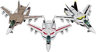 ウェーブ 超時空要塞マクロス VF-1[A/J/S] ファイター マルチプレックス 1/100スケール 全長約15cm プラモデル MC-066