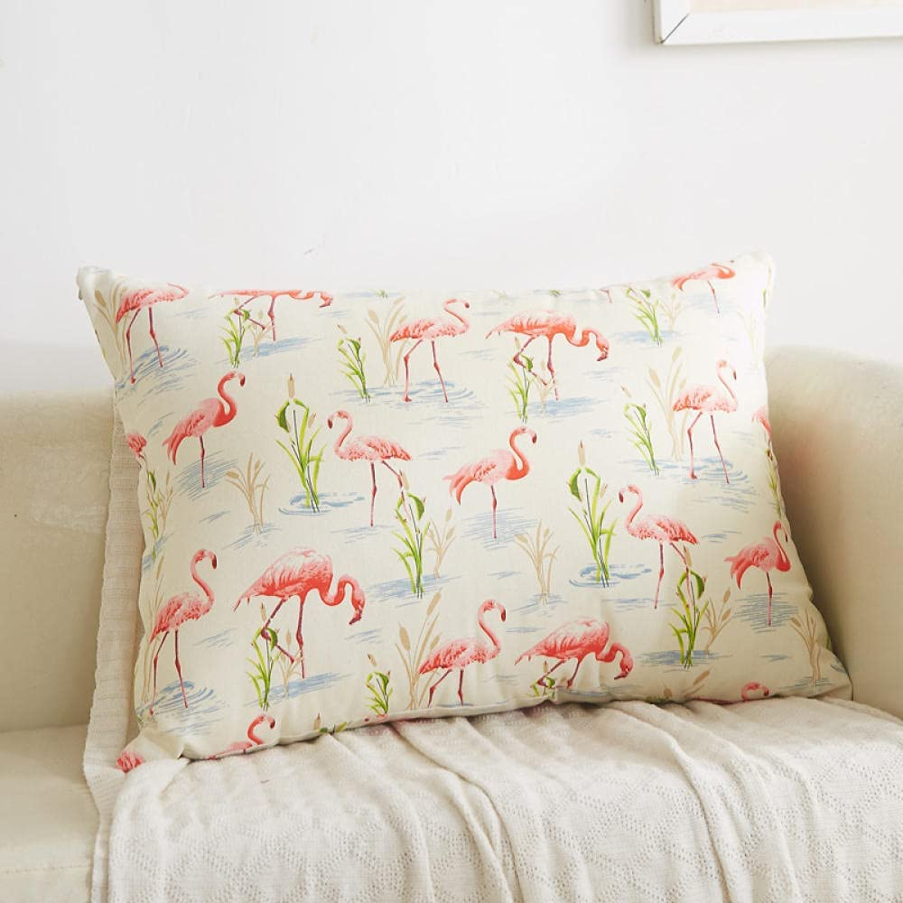 Rectangular Sofa Cushion Cover Max 60% OFF Bed Canvas Throw The on T Relying Excellence